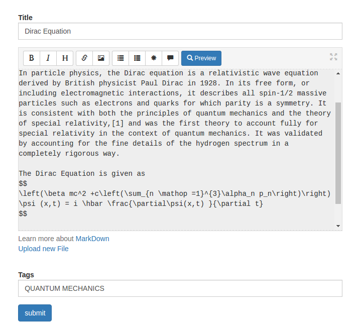 Flask-Blogging: A Python Flask Blog Engine as an Extension - G B